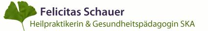 Felicitas Schauer - Heilpraktikerin